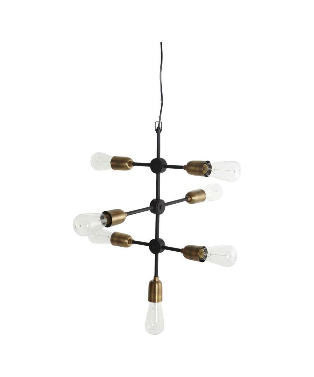 Molecular Pendel Lampe 7-lys - House Doctor