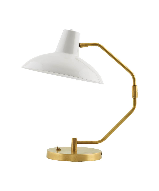 Desk Bordlampe Mat Grå - House Doctor