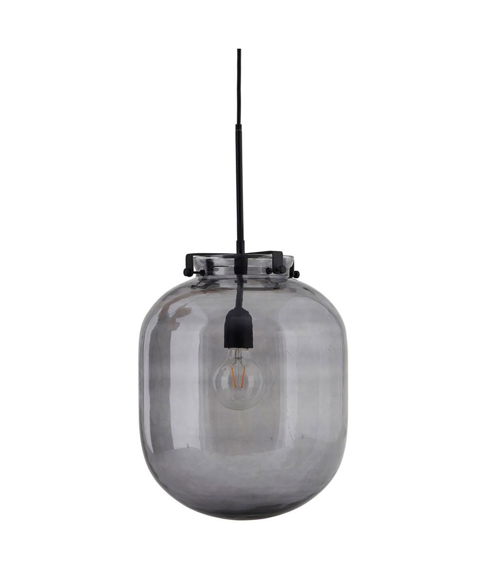 ball pendel lampe gr house doctor. Black Bedroom Furniture Sets. Home Design Ideas