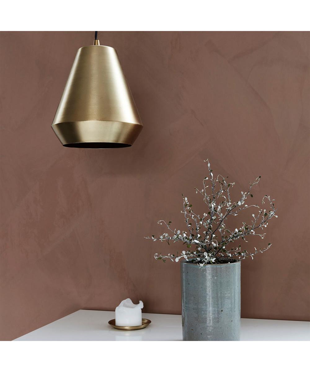 hood pendel lampe messing house doctor. Black Bedroom Furniture Sets. Home Design Ideas