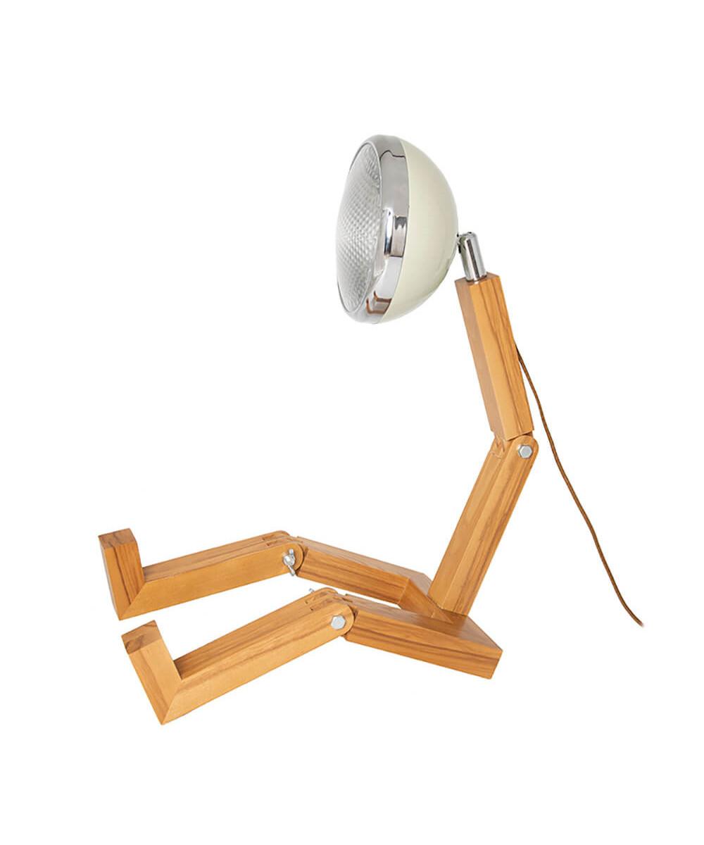 Image of Mega Mr. Wattson Bordlampe Vintage White - Piffany (5708311200359)