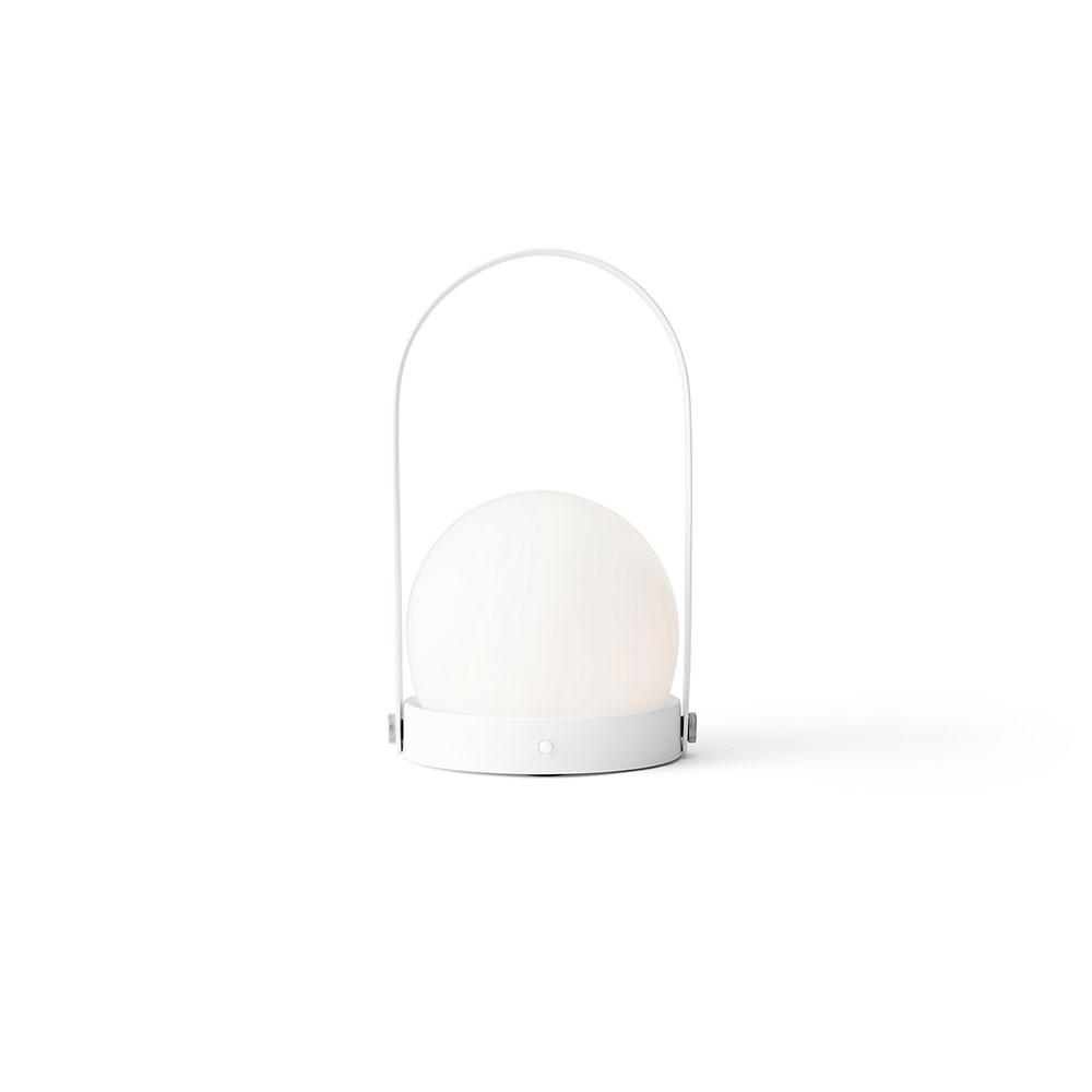 Image of   Carrie LED Bordlampe White - Menu
