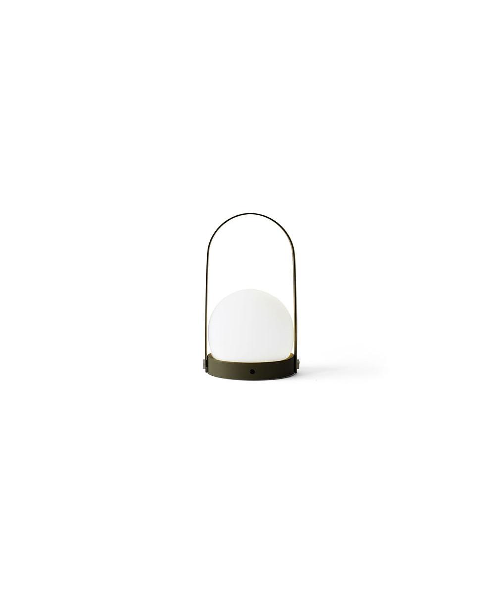 Image of Carrie LED Bordlampe Olive - Menu (5709262004539)