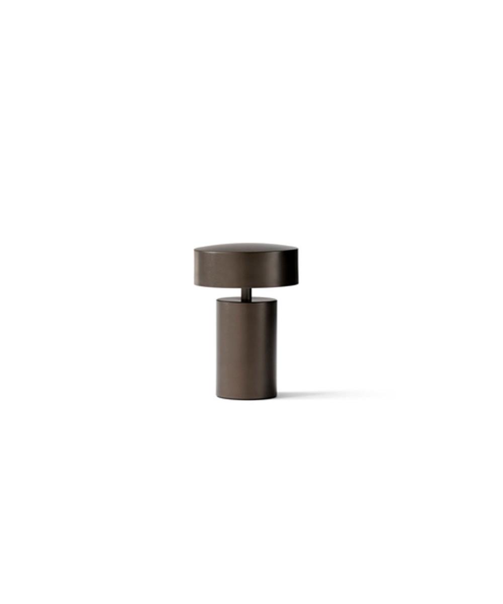 Image of   Column Bordlampe Bronze - Menu