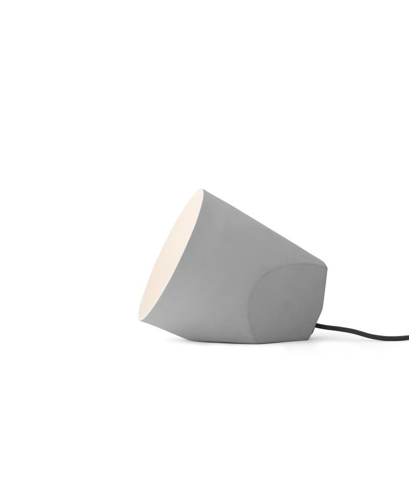 On The Edge Lamp Lysegrå - Menu