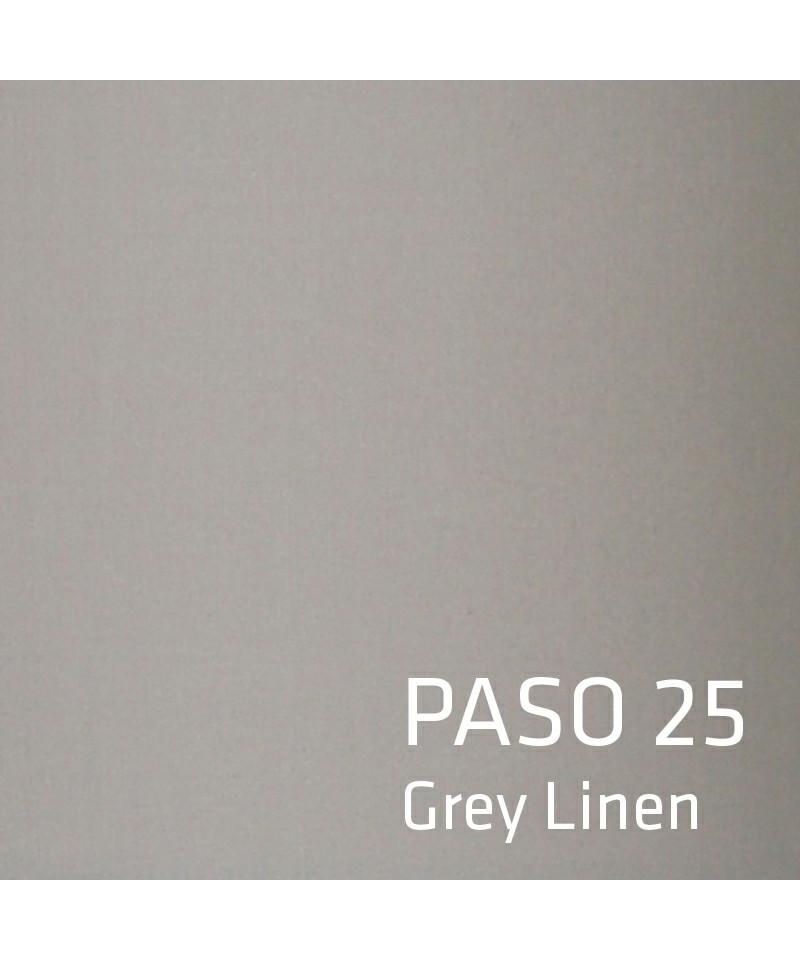 Tekstil skærm til paso 25 grå