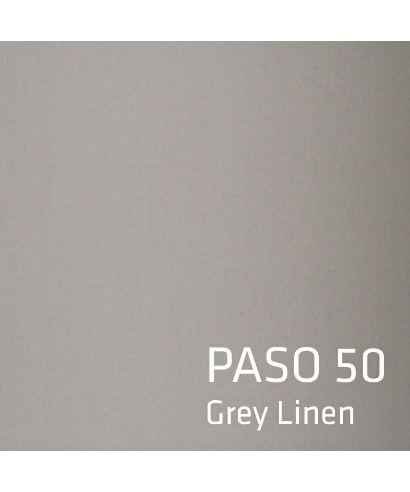 Tekstil skærm til paso 50 grå