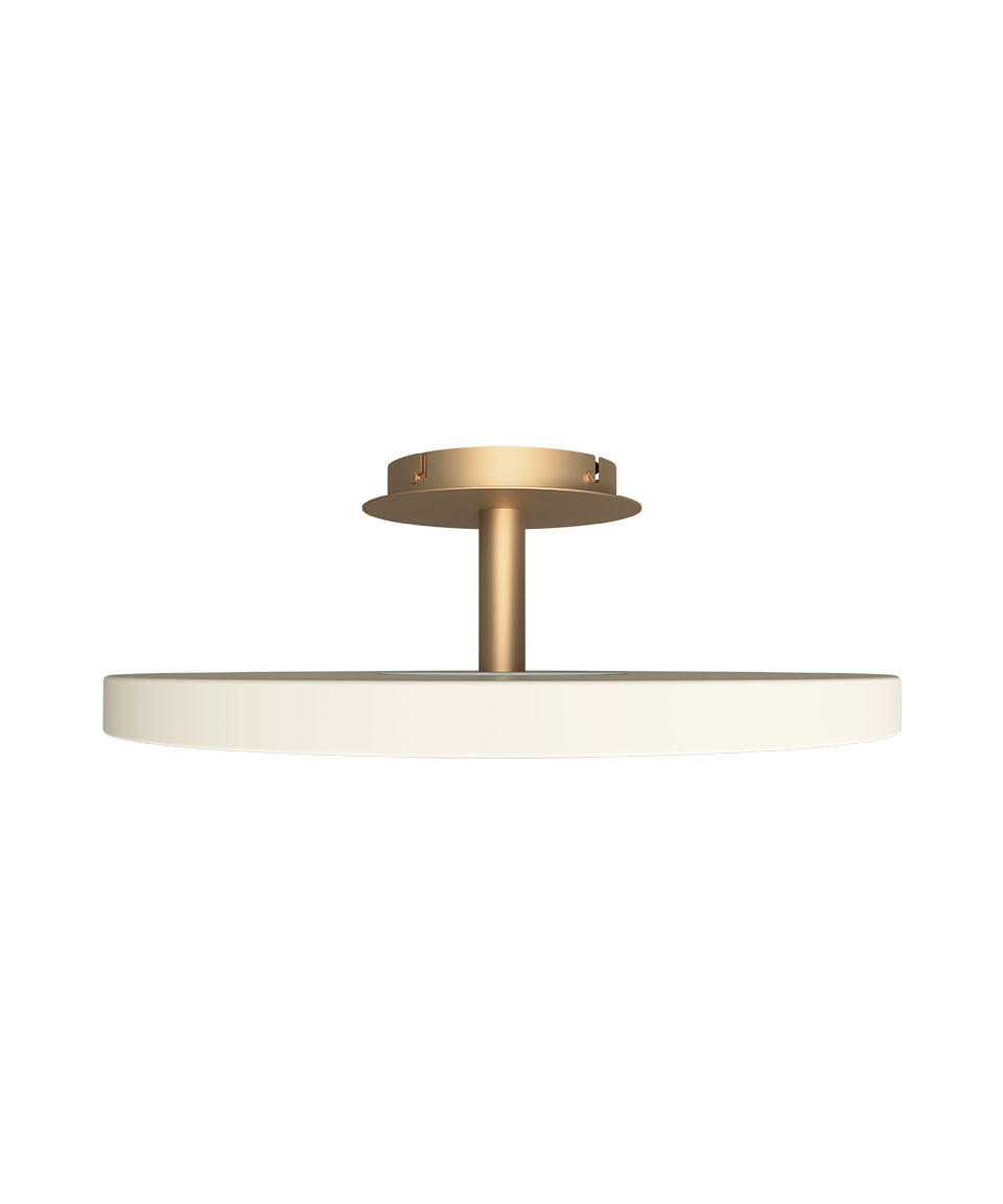Image of   Asteria Up Loftlampe Pearl White - UMAGE