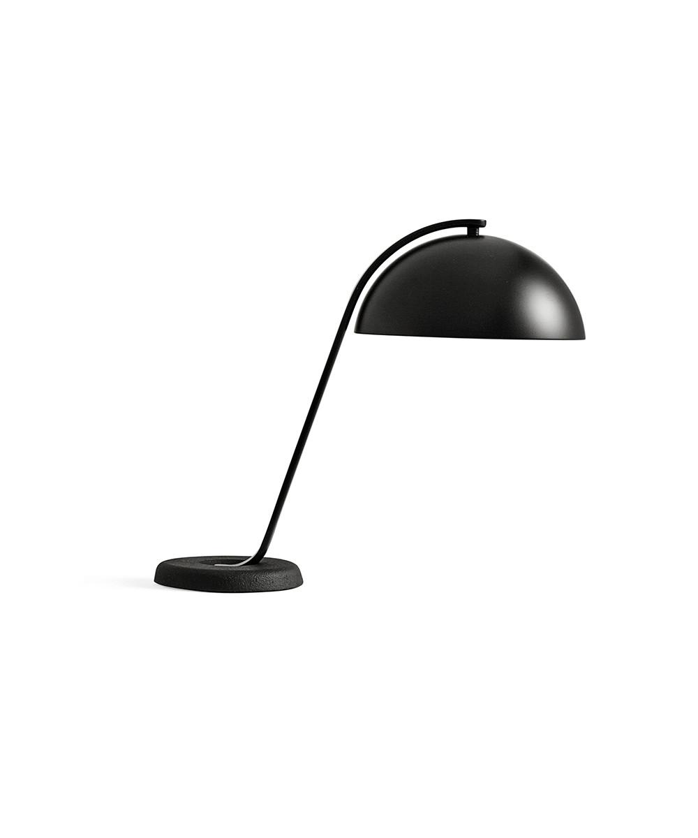 Image of   Cloche Bordlampe Black - HAY