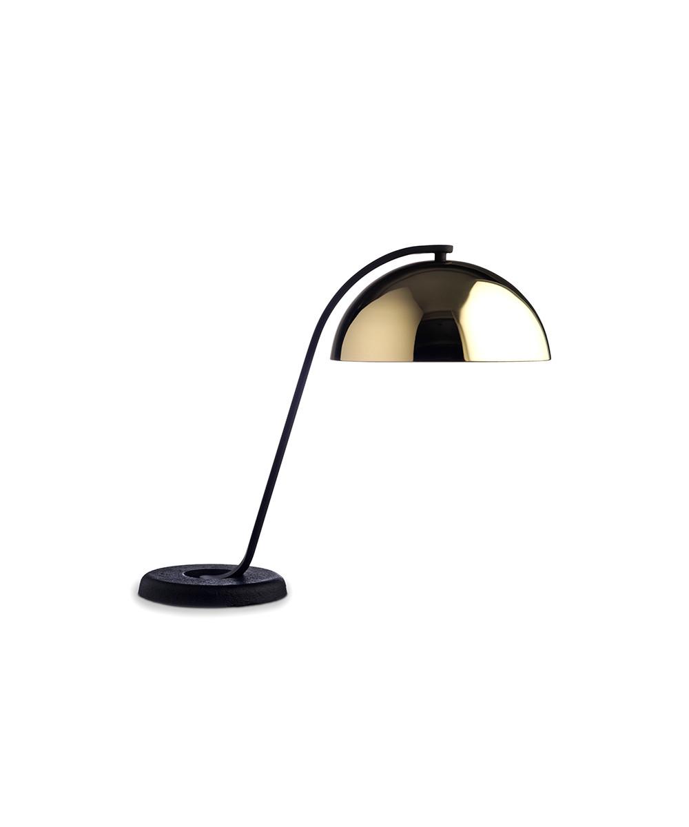 Image of   Cloche Bordlampe Polished Brass - HAY