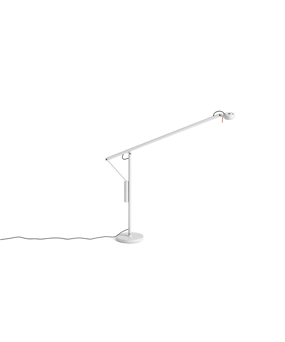 Image of   Fifty-Fifty Bordlampe Ash grey - HAY