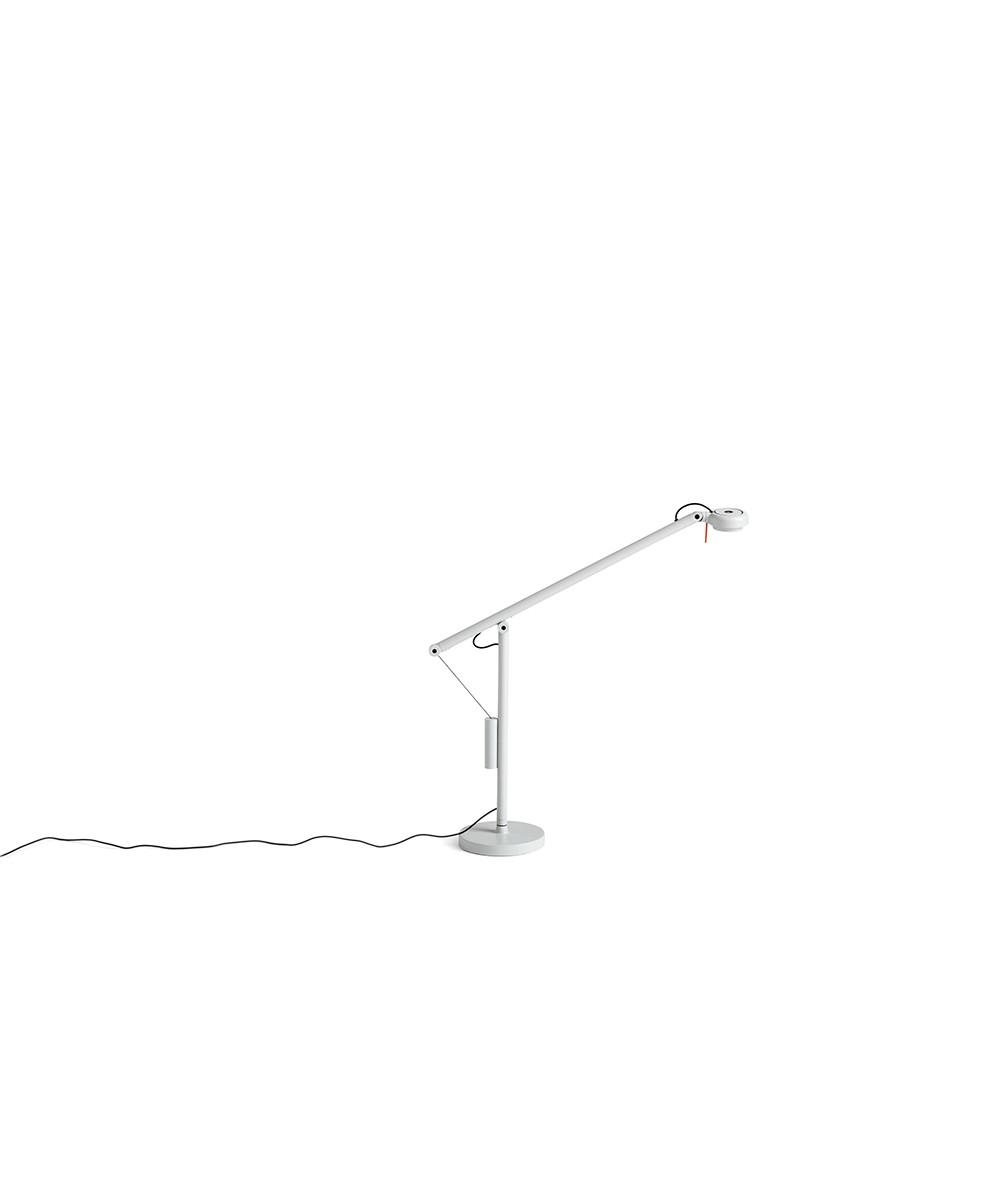 Image of   Fifty-Fifty Mini Bordlampe Ash grey - HAY