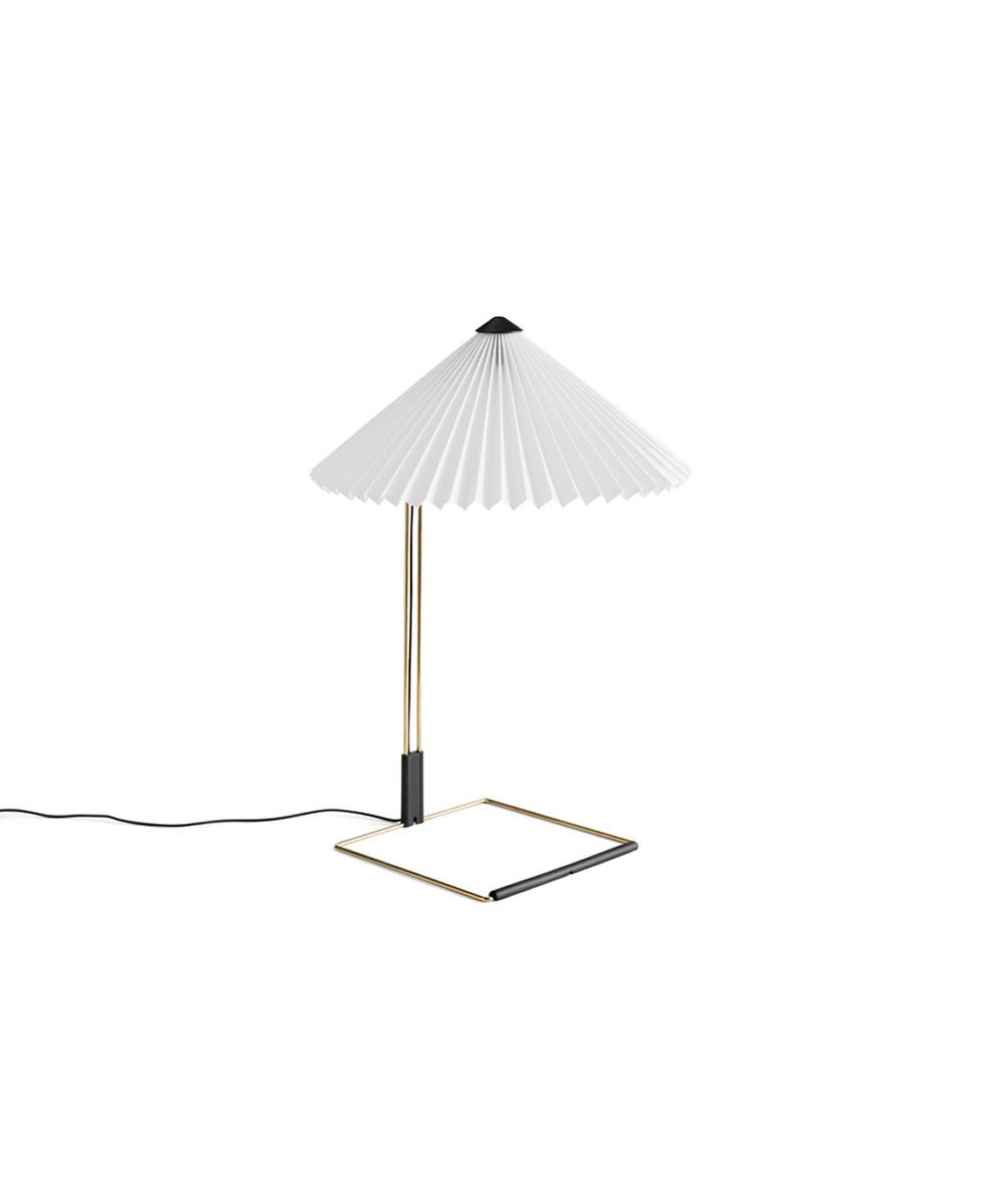 Matin Bordlampe L White - HAY