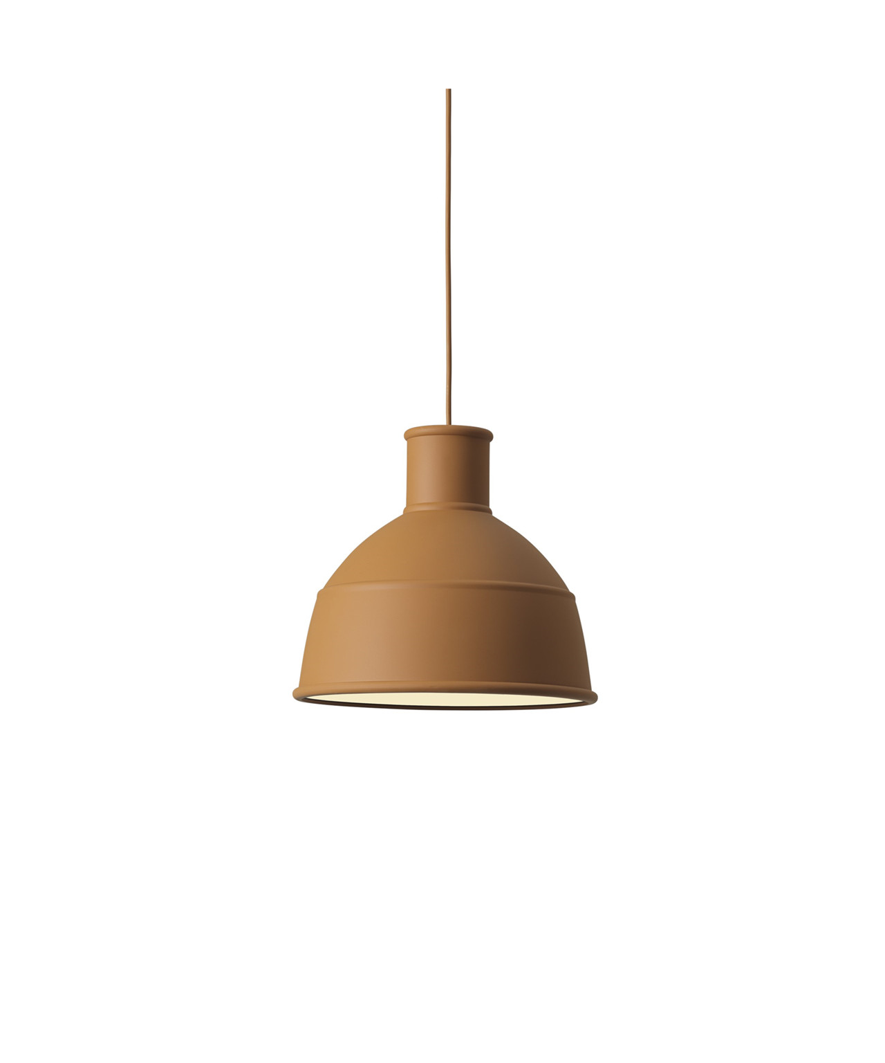 Unfold pendel clay brown