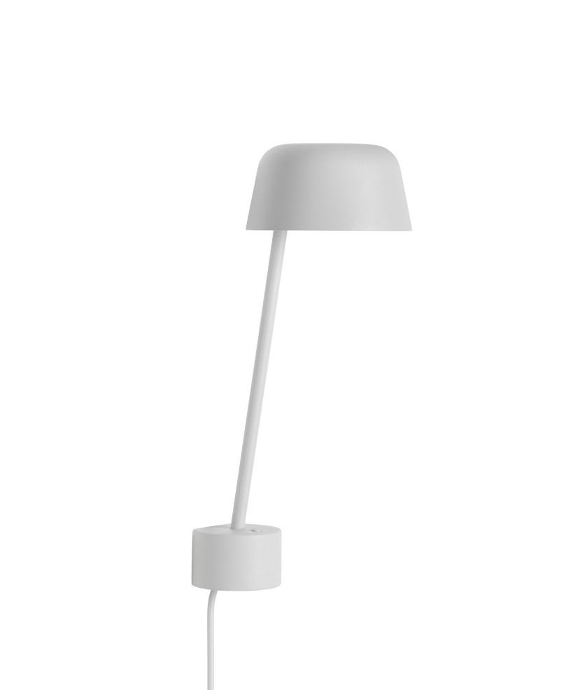 Lean Væglampe Grey - Muuto