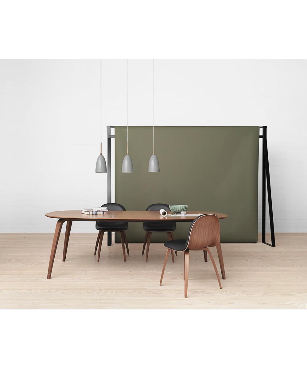 gr shoppa pendelleuchte blau grau gubi. Black Bedroom Furniture Sets. Home Design Ideas