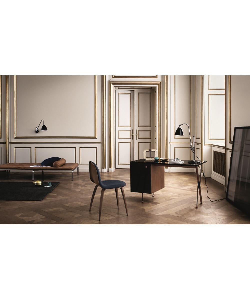 bestlite bl6 vegglampe 16 krom krom gubi. Black Bedroom Furniture Sets. Home Design Ideas