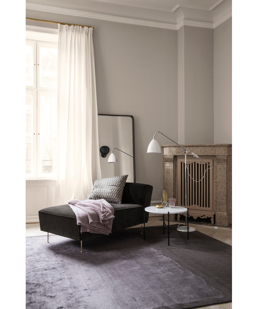 bestlite bl4 stehleuchte 21 messing grau gubi. Black Bedroom Furniture Sets. Home Design Ideas