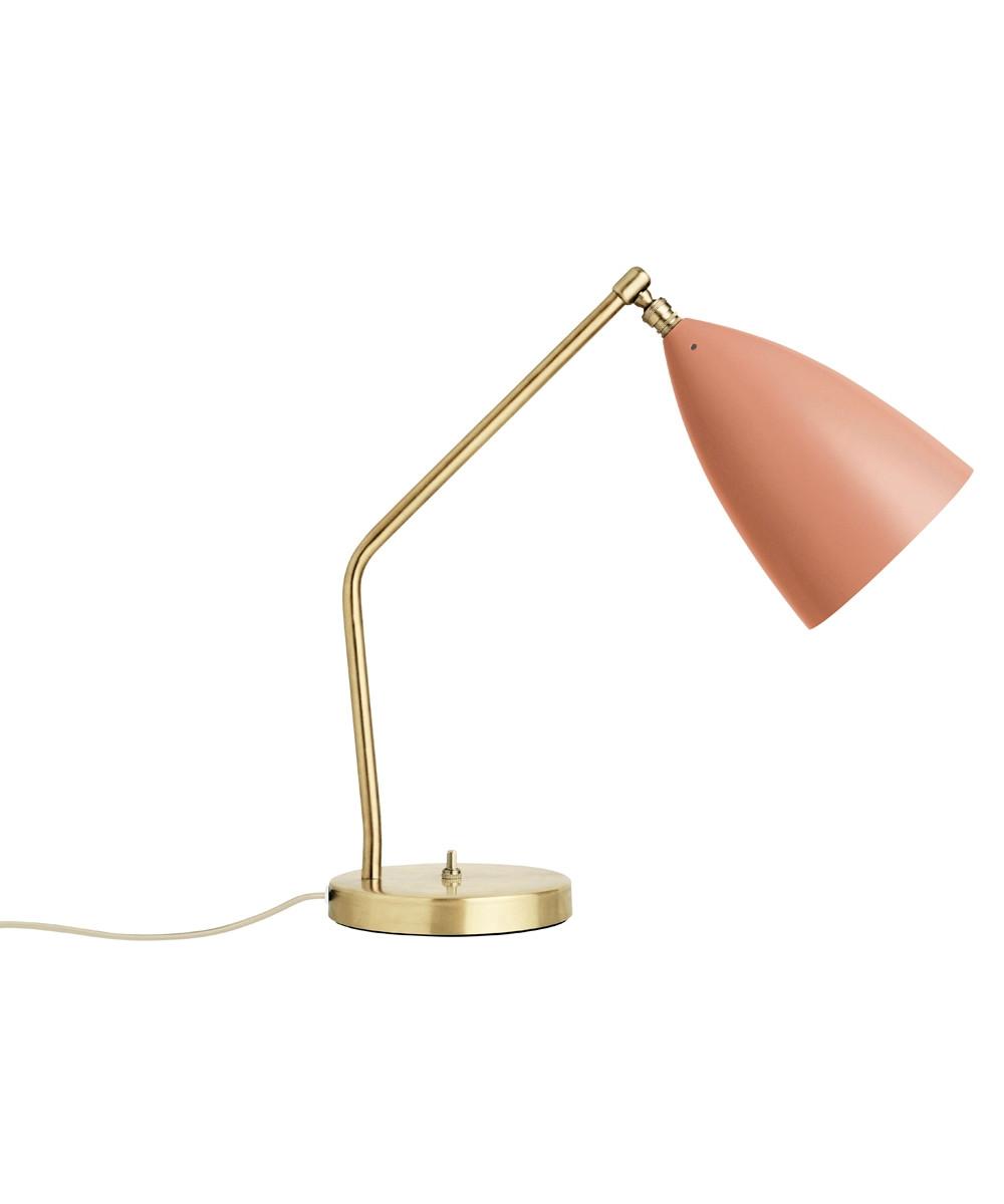 Gräshoppa Bordlampe Vintage Red - GUBI