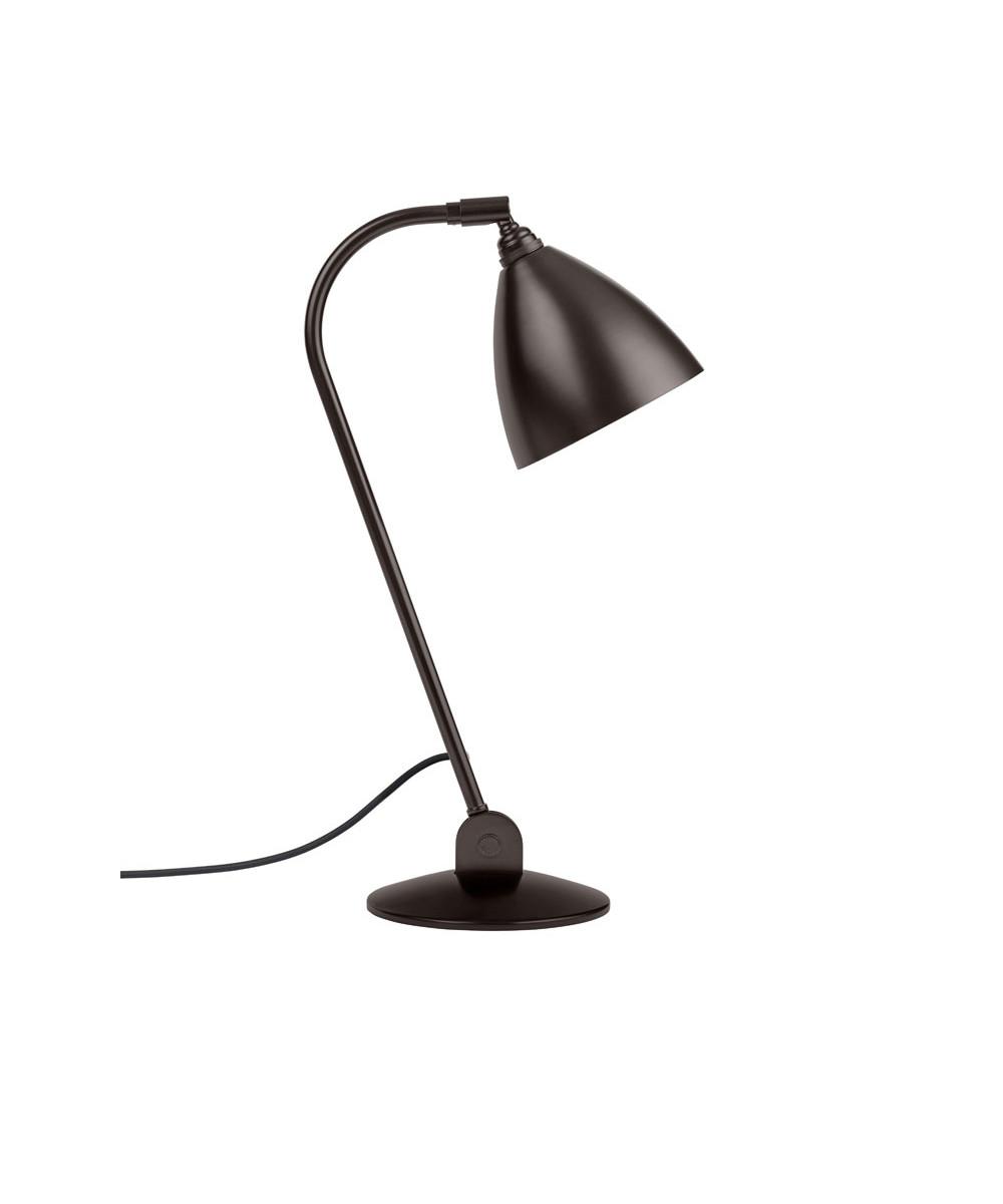 BL2 Bordlampe Ø16 Sort Messing/Sort Messing - GUBI