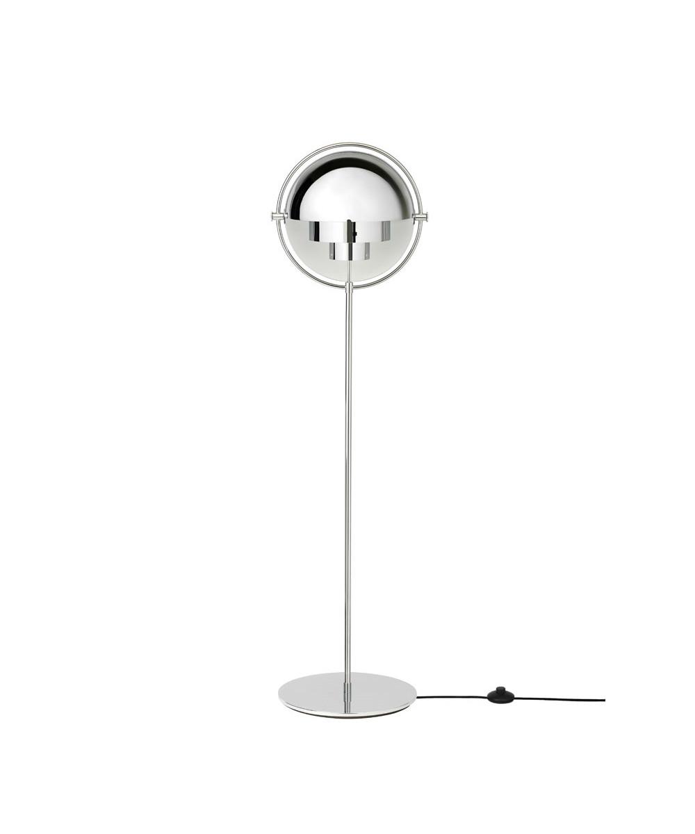 Multi-Lite Gulvlampe Krom/Krom - GUBI