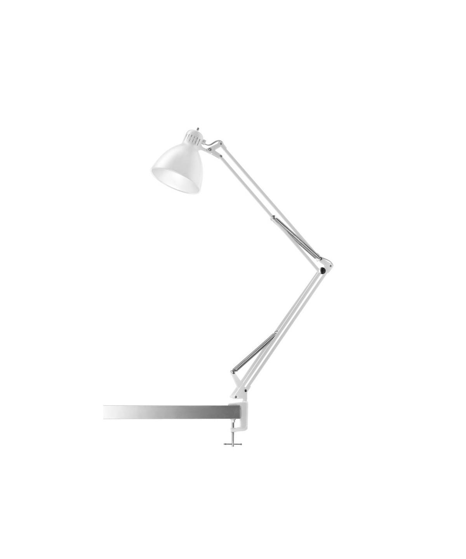 Archi T1 Junior Bordlampe Mat White - NORDIC LIVING