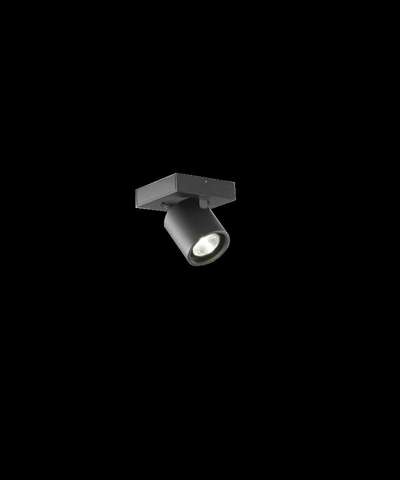 Focus 1 Loftlampe Sort - LIGHT-POINT