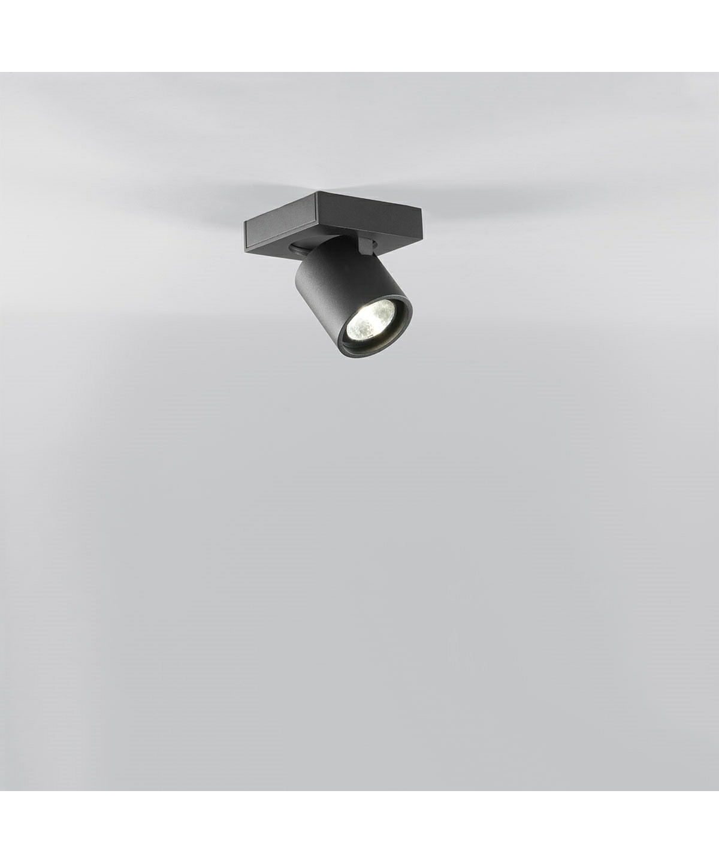 Focus mini 1 loftlampe sort
