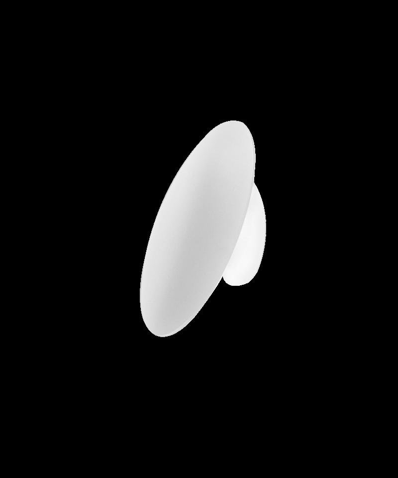 Madison W1 Væglampe Hvid - LIGHT-POINT thumbnail