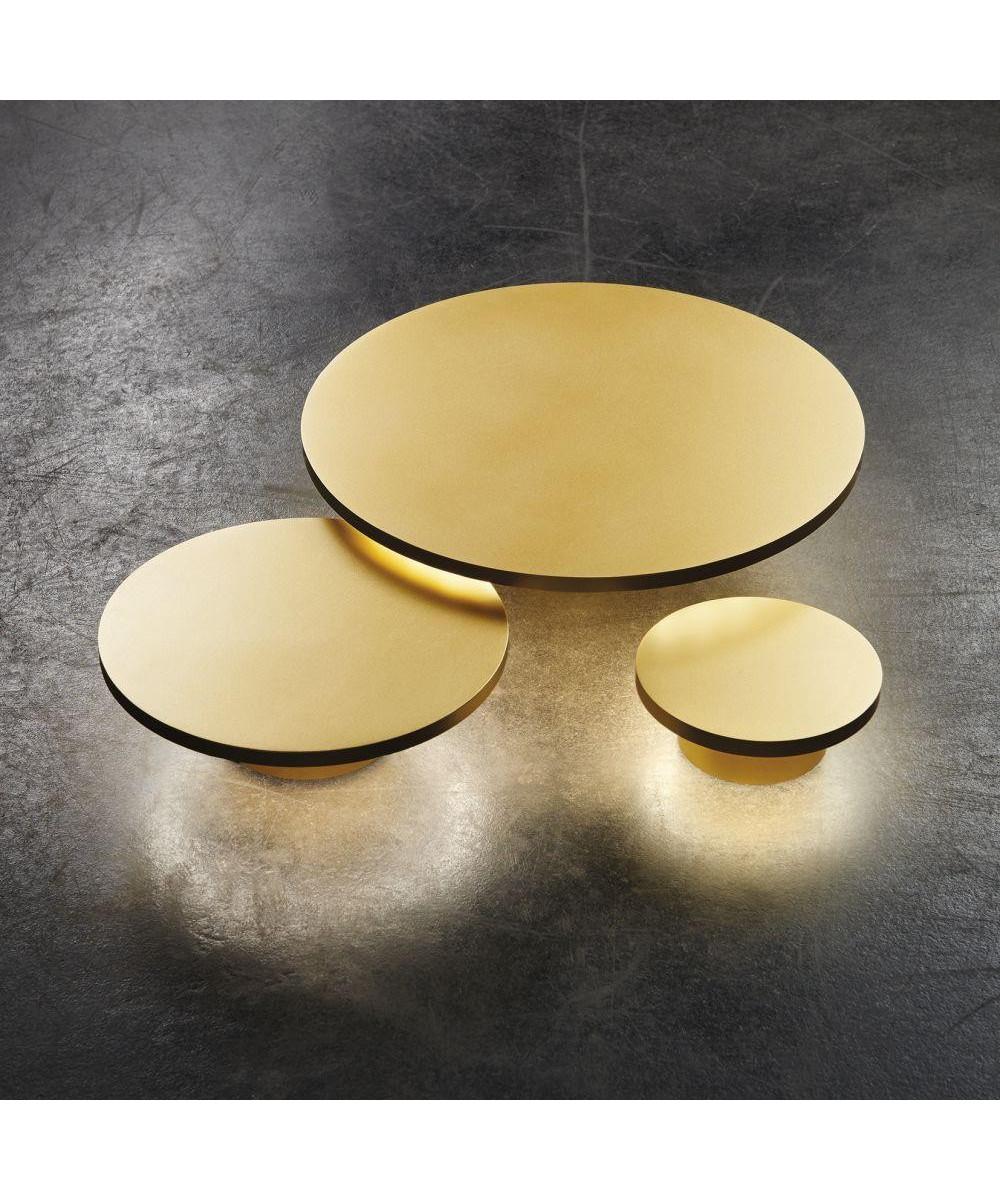 Væglampe Guld - Soho W4 LED V u00e6glampe Guld LIGHT POINT