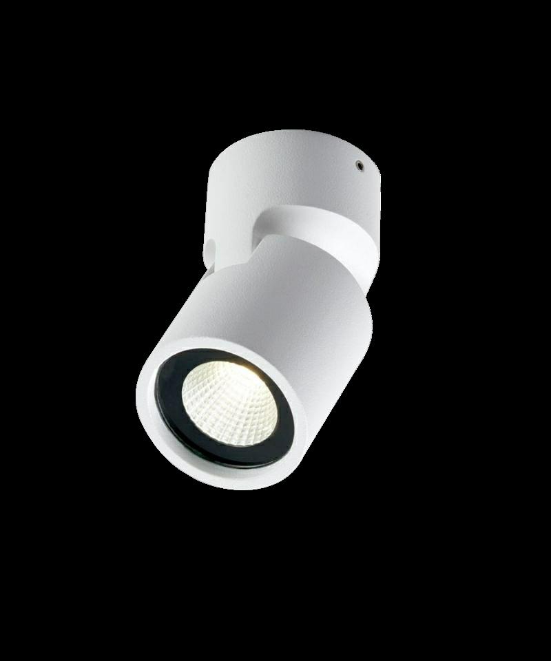 Image of Tip 1 Loftlampe LED Hvid - LIGHT-POINT (5711389589103)