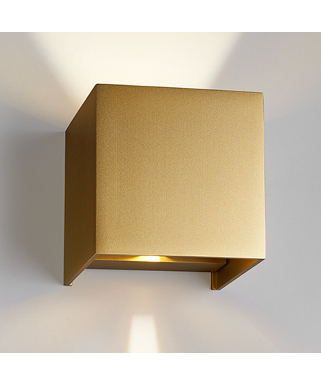 box xl wandleuchte gold light point. Black Bedroom Furniture Sets. Home Design Ideas