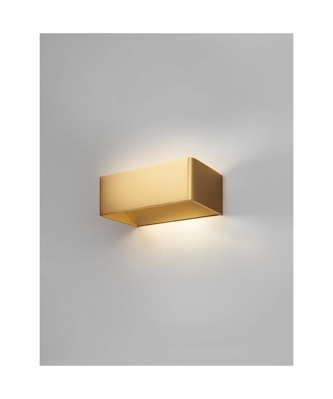 Mood 2 LED Vegglampe Gull - LIGHT-POINT