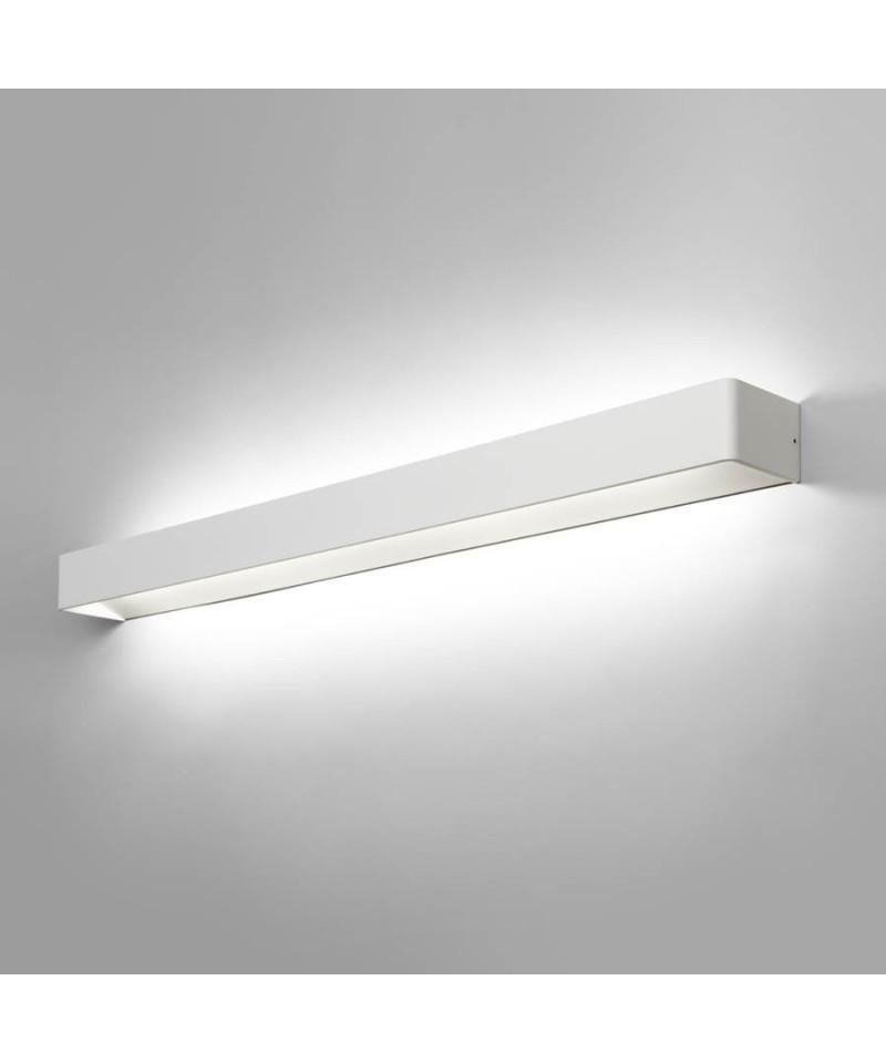 mood 4 led wandleuchte wei light point. Black Bedroom Furniture Sets. Home Design Ideas