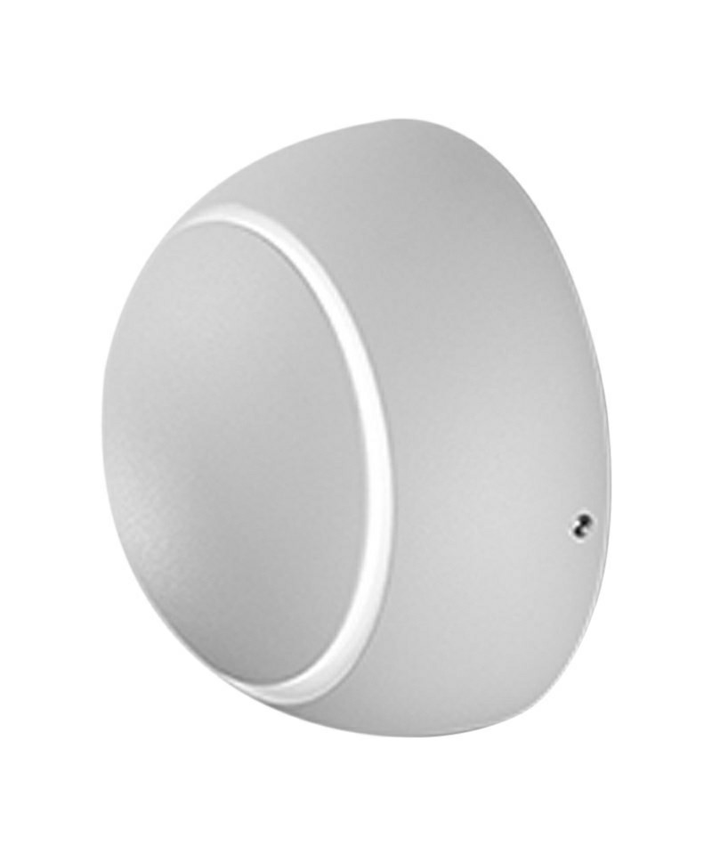Luna W2 Væglampe Hvid - LIGHT-POINT
