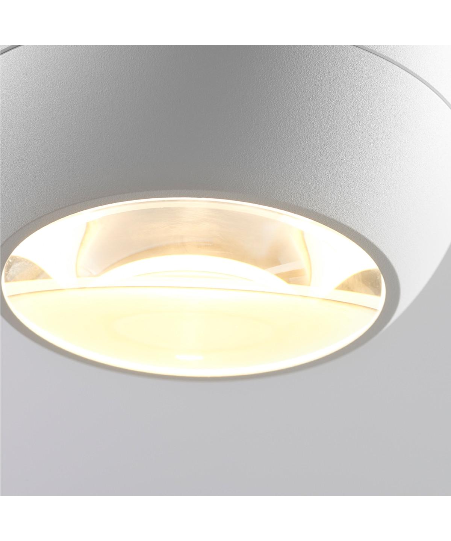 SPY S2 LED Pendel HvitØ10cm - LIGHT-POINT