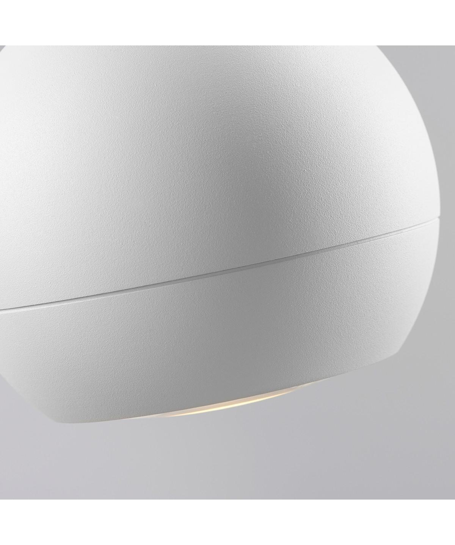 SPY S3 LED Pendel HvitØ13cm - LIGHT-POINT