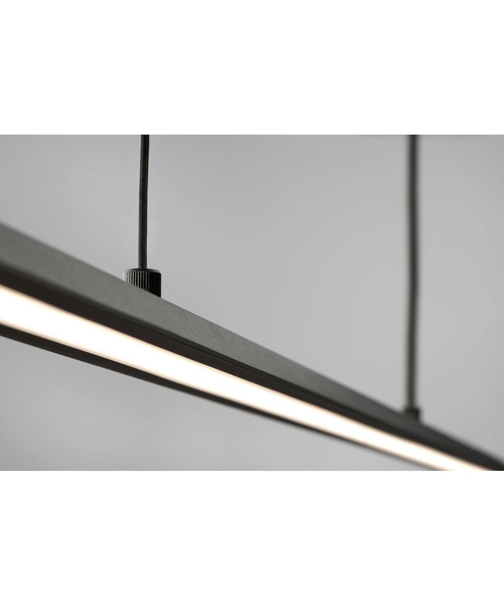 slim s1200 pendelleuchte schwarz light point. Black Bedroom Furniture Sets. Home Design Ideas