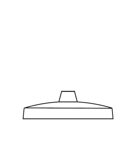 archi fot til bordlampe svart light point. Black Bedroom Furniture Sets. Home Design Ideas