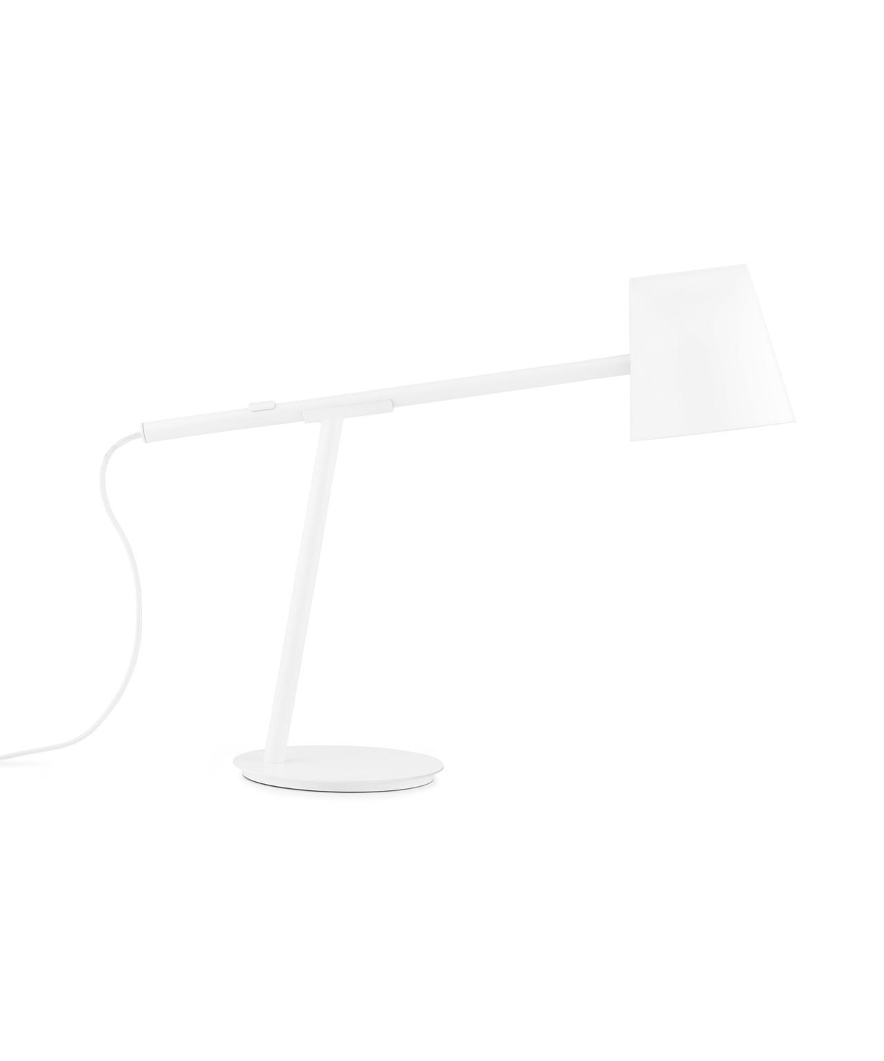 Momento bordlampe hvid