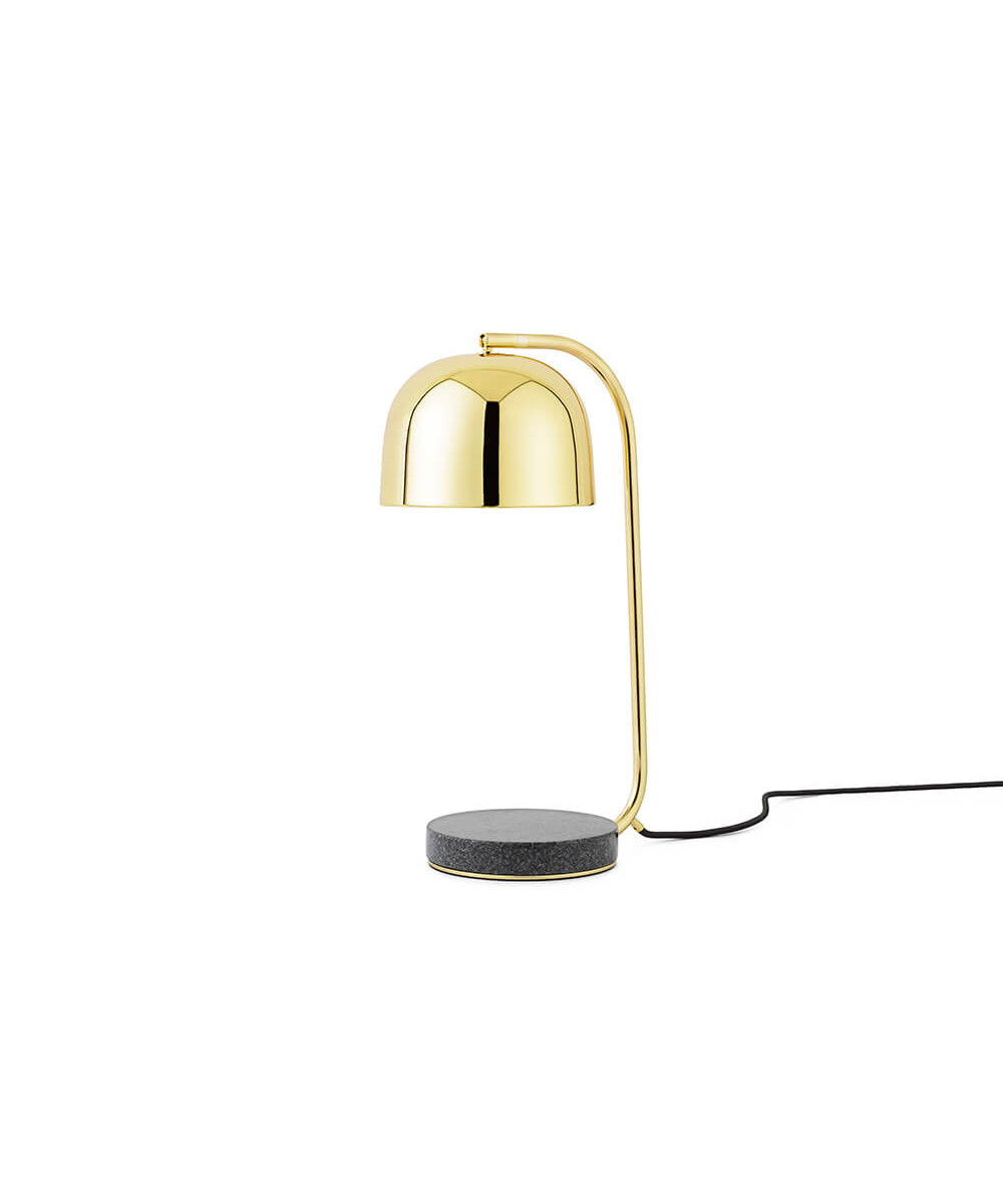 Grant Bordlampe Messing - Normann Copenhagen