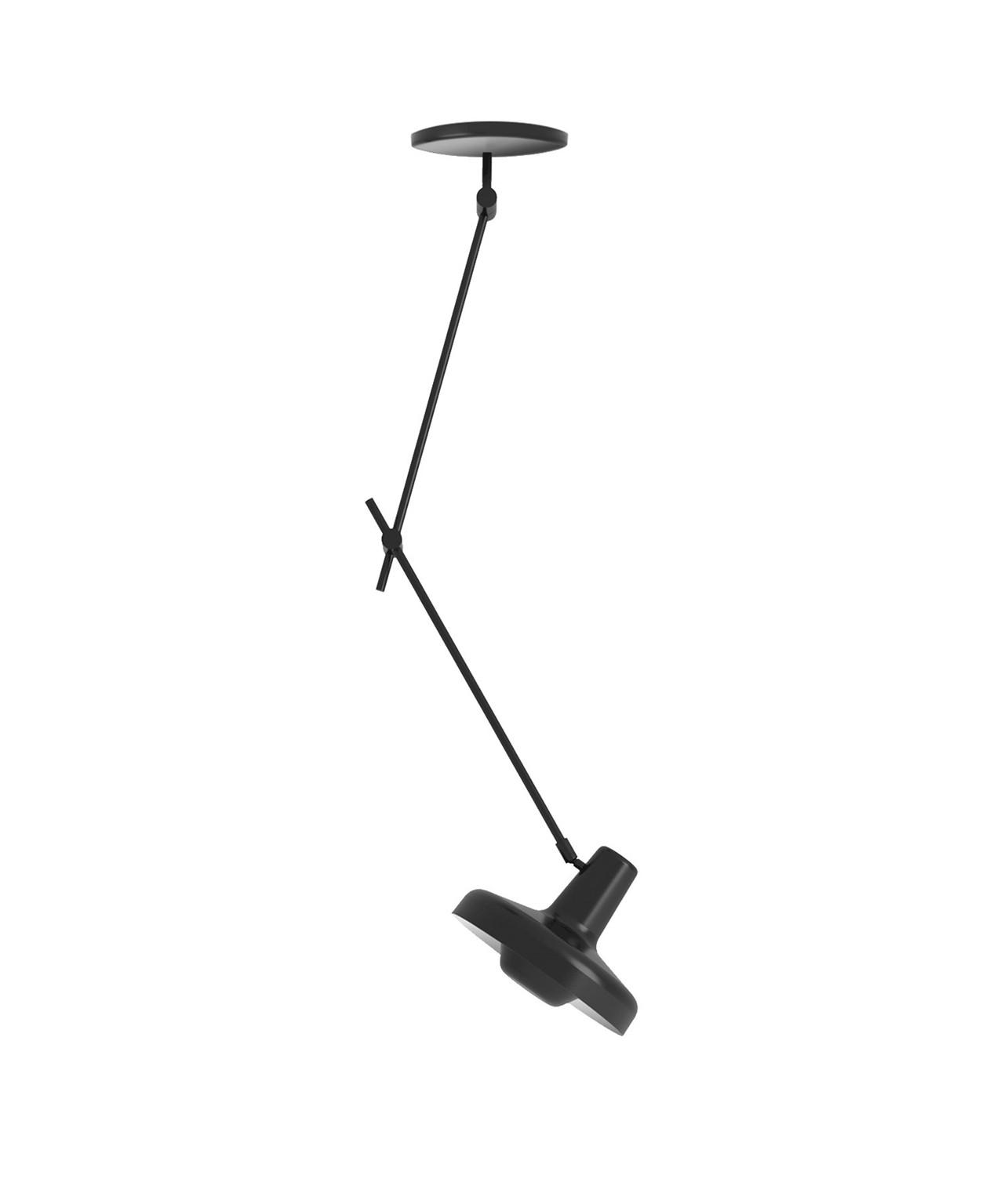 Arigato loftlampe/pendel sort
