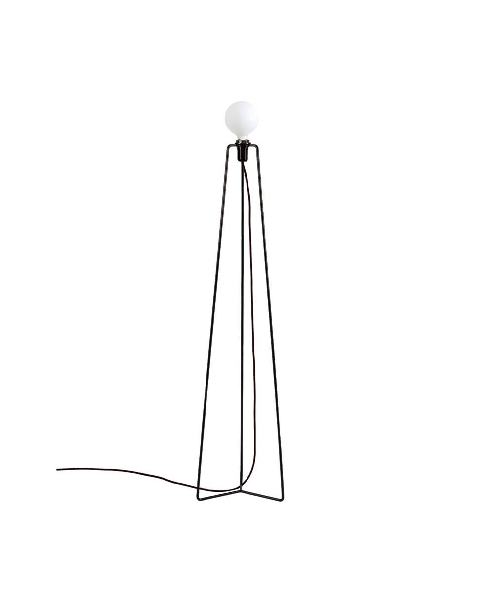 Model 3 Gulvlampe Sort - Grupa Products