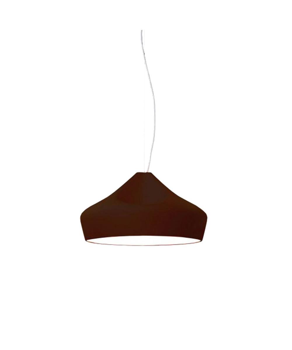 Pleat Box 47 Pendel Brown-White - Marset