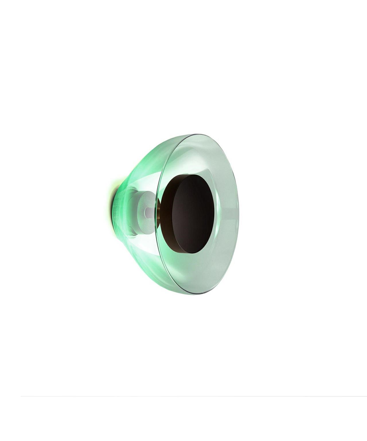 Aura Vegglampe Grønn - Marset