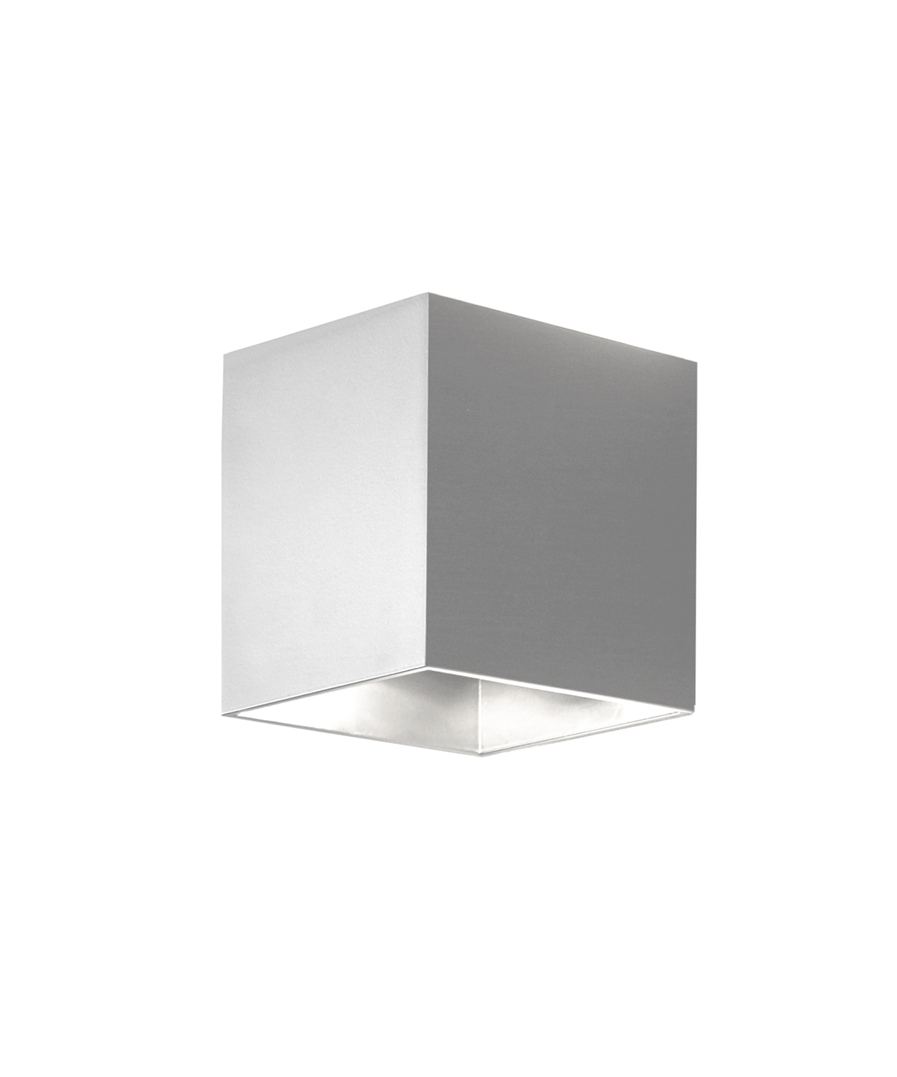 Copenhagen Cube Utomhus Vägglampa Vit - Aros Design