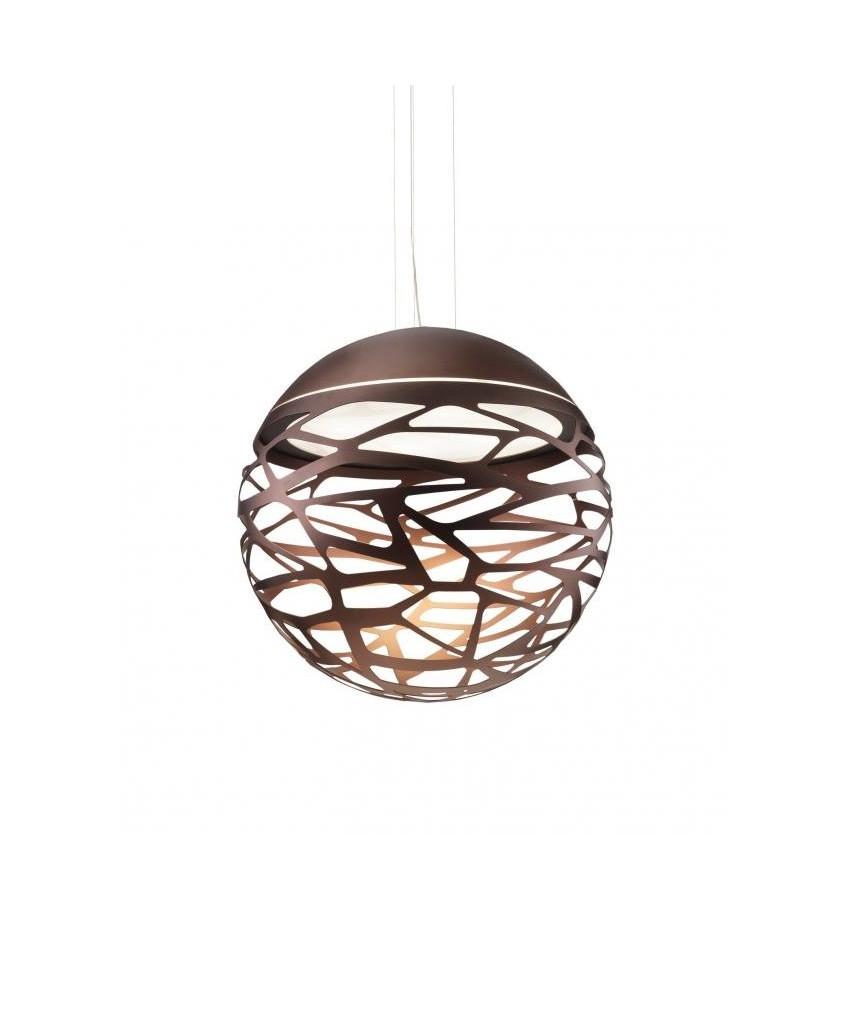 Image of   Kelly SO2 Small Sphere Pendel Bronze - Studio Italia Design