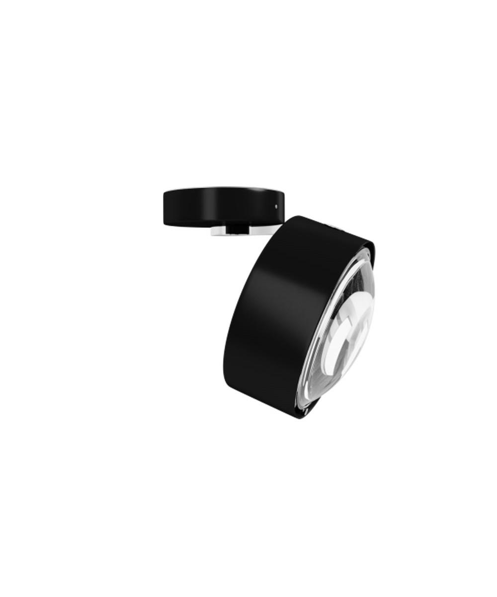 Puk maxx move led deckenleuchte schwarz top light for Deckenleuchte led schwarz