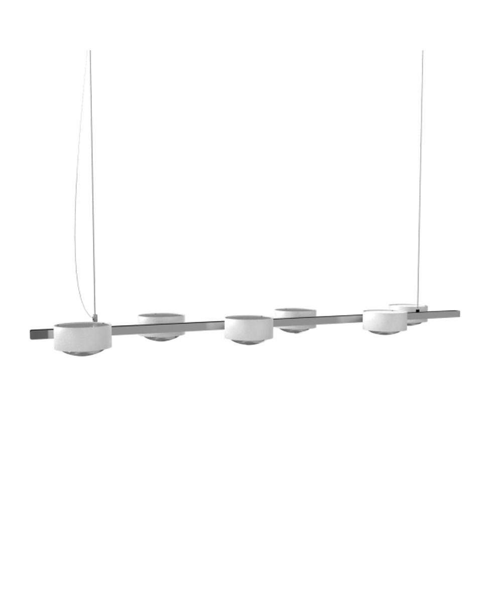 Puk Maxx Sixtet LED Pendel Hvid - Top Light