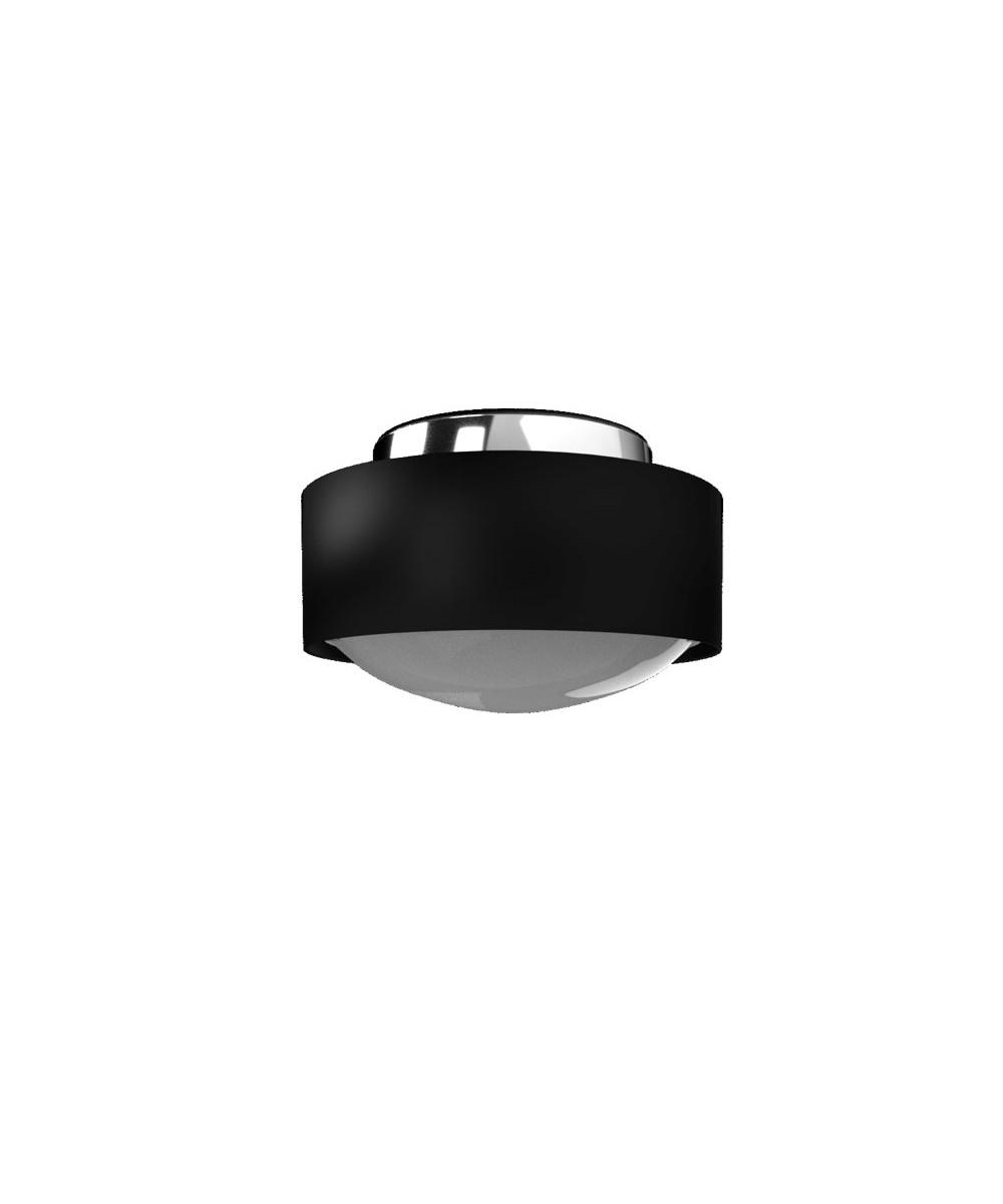 Puk meg maxx plus led deckenleuchte schwarz top light for Deckenleuchte led schwarz